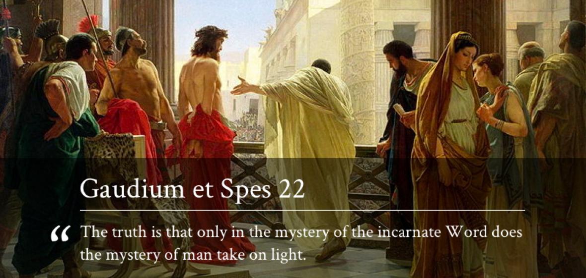 Gaudium et Spes 22